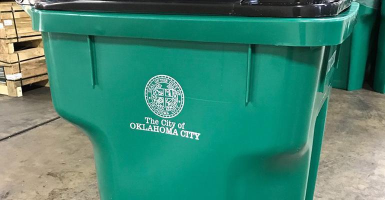 Oklahoma City Recycling