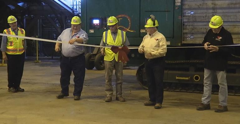 PERC Unveils New Waste Processing System in Maine