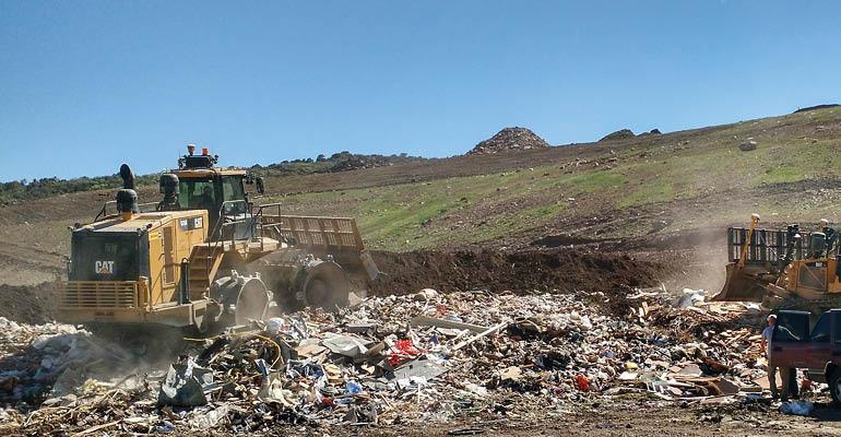 Pitkin County landfill