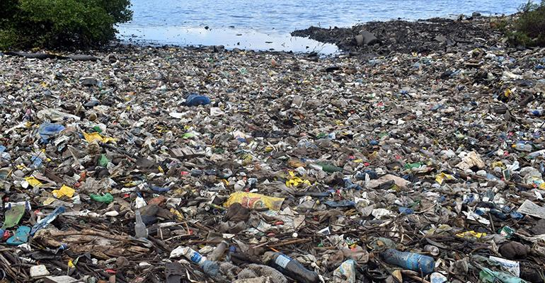 Global Initiative Aims to End Plastic Pollution