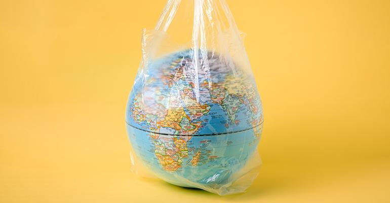 Plastic Bag World