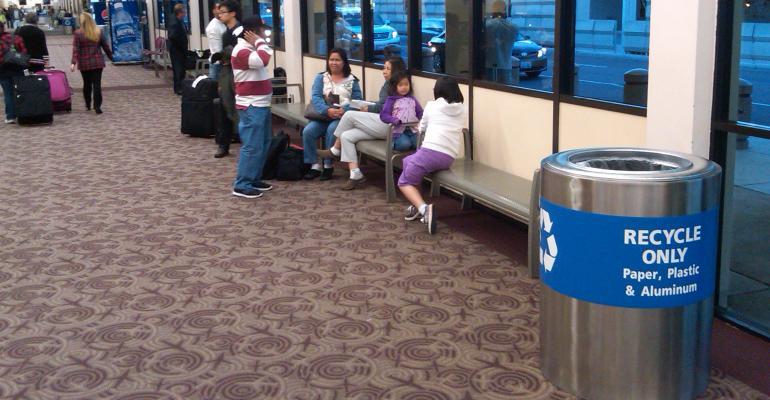Recycle Public Spaces