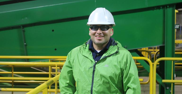 GreenWaste's Lopez Takes Resource Recovery, Recycling to New Levels