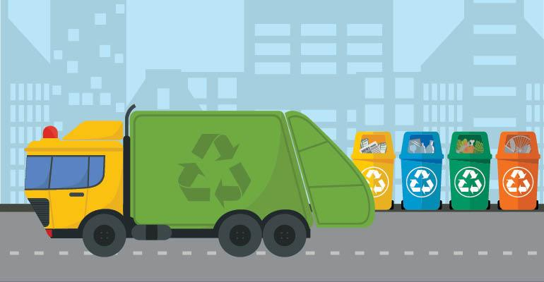 Rumpke Conducts Recycling Audits in Ohio Communities