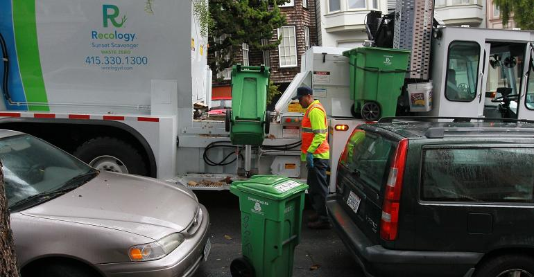SF-curbside compost pickup