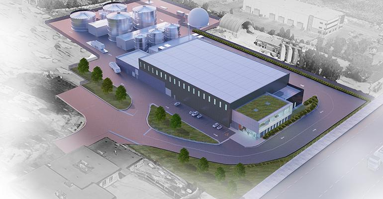SUEZ Signs New Organic Waste Treatment Contract in Montreal