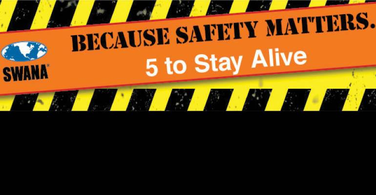 SWANA safety matters