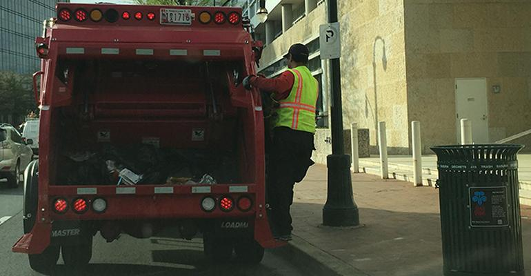 """COVID-19: Teamsters Urge """"Big 3"""" to Ensure Health, Safety of Waste Workers"""