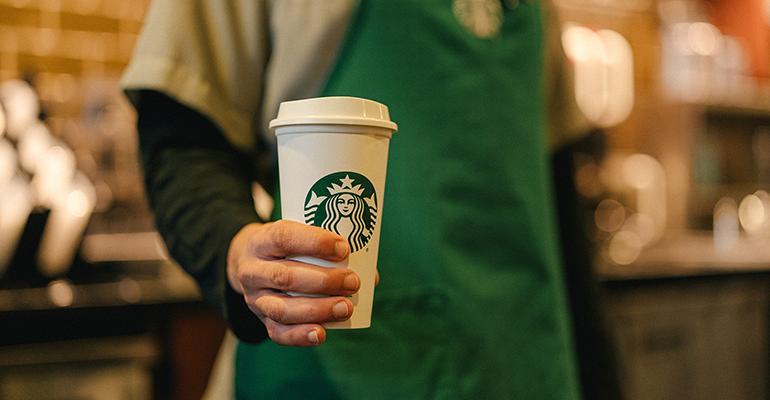 Starbucks Sets 2030 Waste, Water Reduction Targets