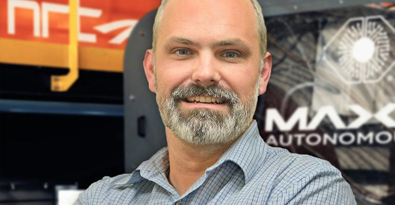 BHS Director of Technology, Product Development Leads by Example