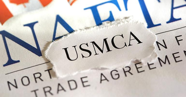 NWRA Joins in Urging Congress to Pass USMCA