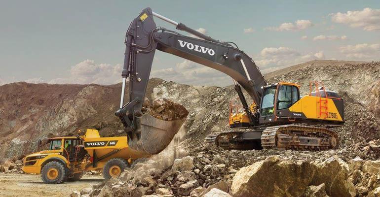volvo construction equipment hires new president waste360. Black Bedroom Furniture Sets. Home Design Ideas