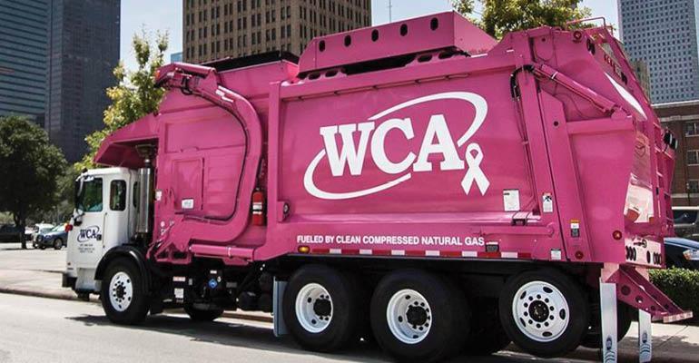 WCA-truck