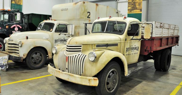 Waste-Pro Truck-Museum-pittsburgh2