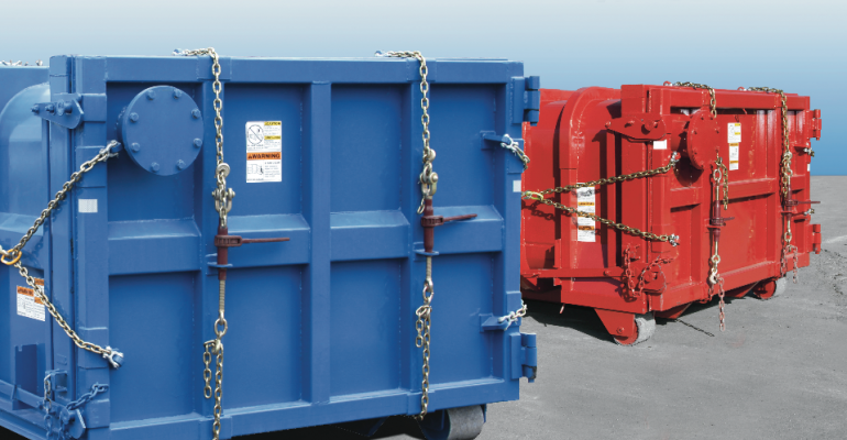 Wastequip containers