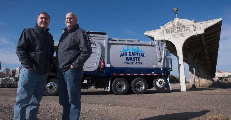 Air Capital Waste Launches with Local Focus in Wichita