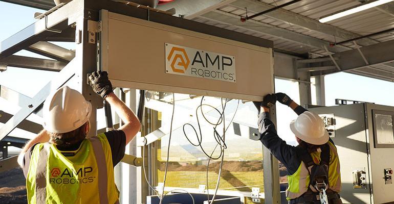 AMP Robotics Raises $16M in Series A Funding
