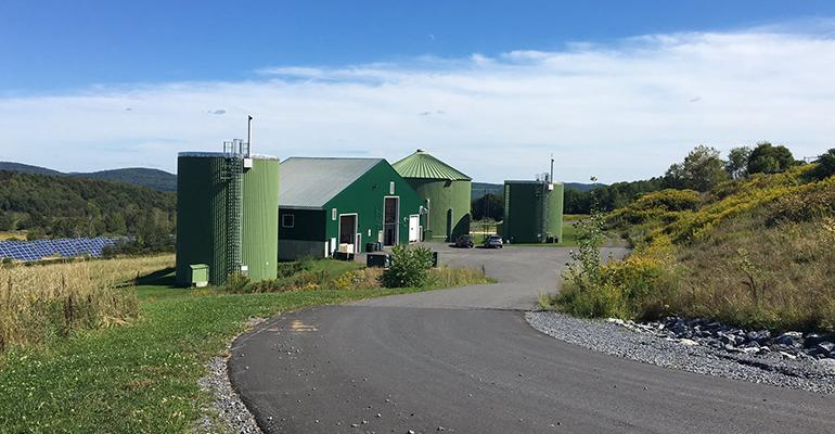 Vermont Technical College to Shut Down Anaerobic Digester