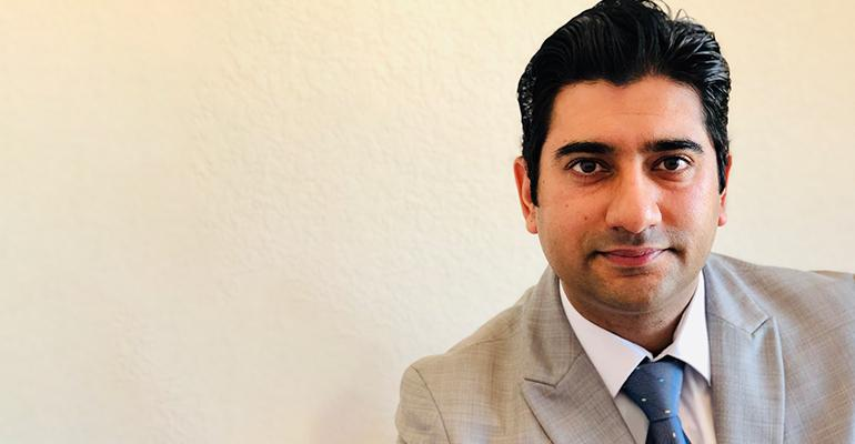WM's Sharma Leverages Technology to Keep Waste Industry on Cutting Edge