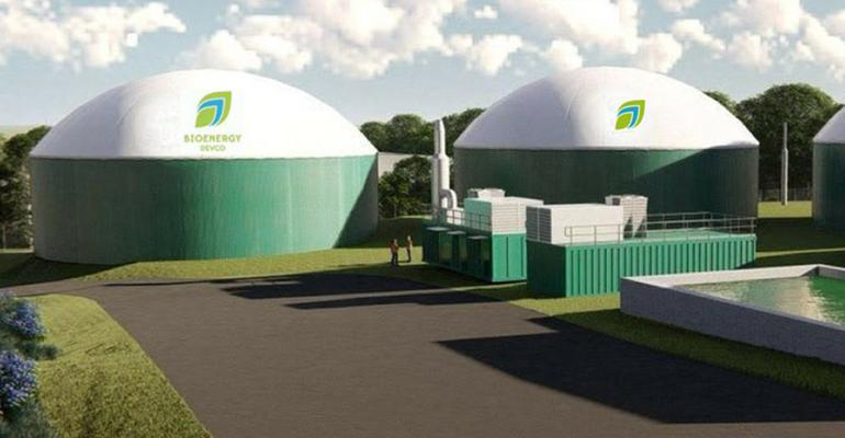 MES Signs Agreement with Bioenergy DevCo