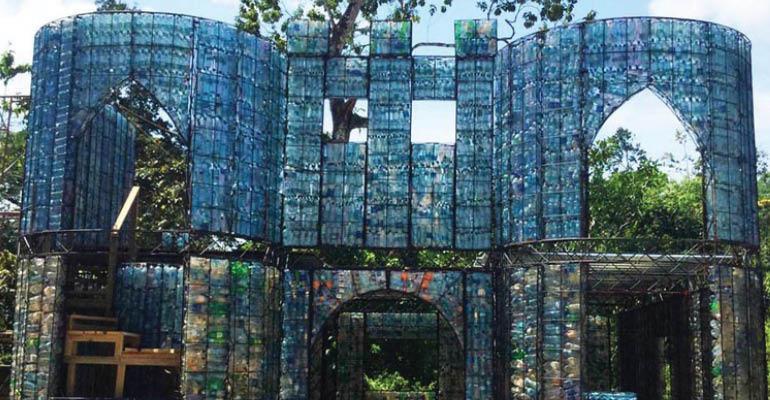 bottle-house