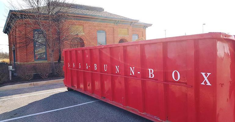 Bunn Box container