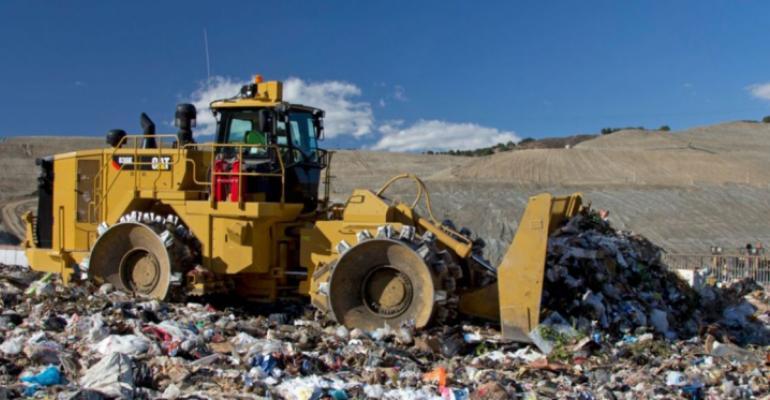 Cat-Landfill-Compactors