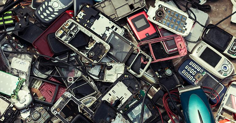 cell phone recyle
