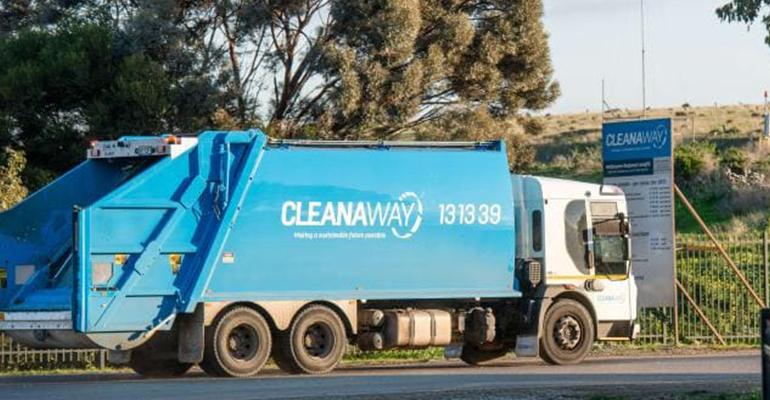 Australian Garbage Company to Take on Recycler's Debt