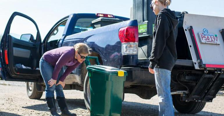 composting Martha's Vineyard