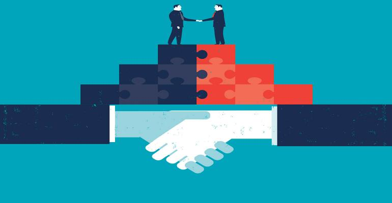contract-business connection