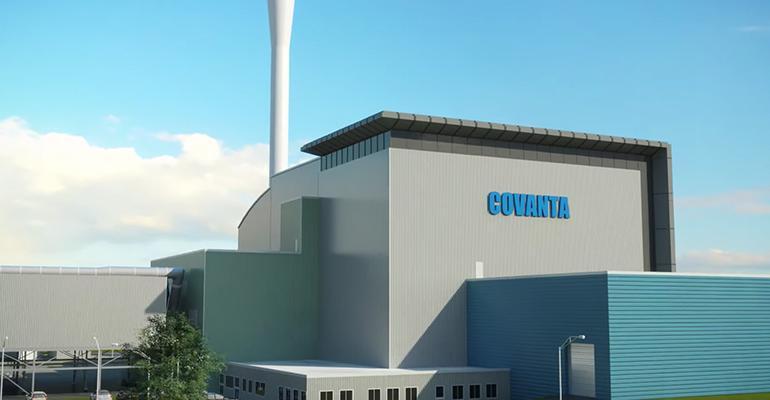 Covanta to Build EfW Facility in China's Zhao County