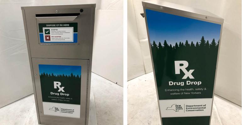 covanta drug drop kiosks