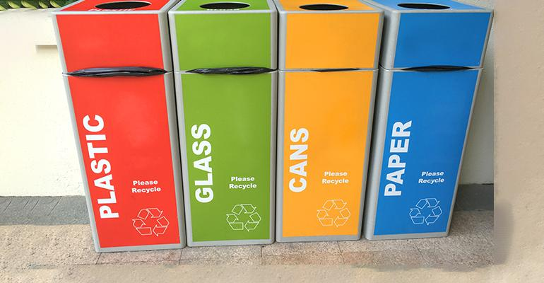 dual stream recycling