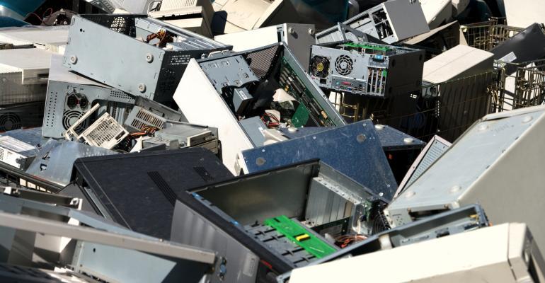 e-waste-computer-parts