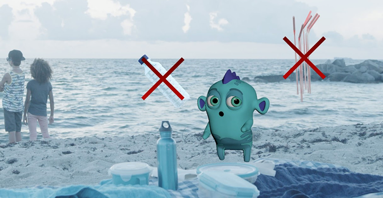 New Film Educates Children About Plastic Pollution