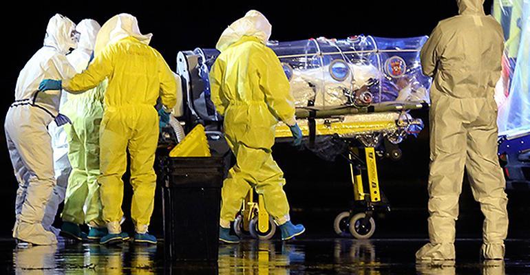 ebola medical waste training