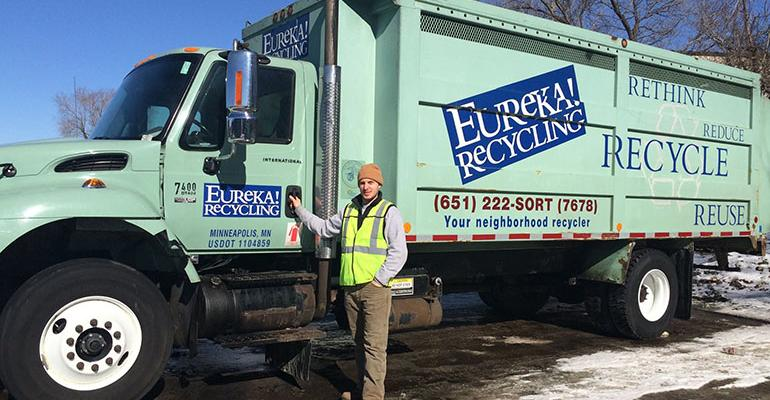 Community-based Recycling and the Future of U.S. Wasting