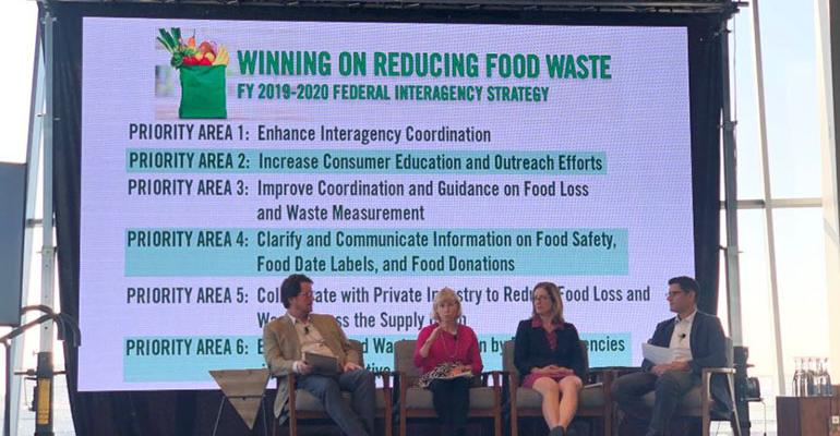 USDA, EPA and FDA Team with Food Waste Reduction Alliance