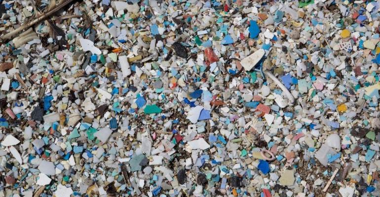 The Amount Of Waste In Oceans Is Expected To Rise Each Year Between 2010