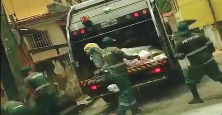 garbageman-dance