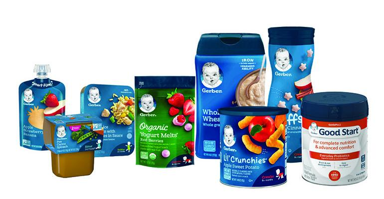 Gerber, TerraCycle Join Forces for National Recycling Program