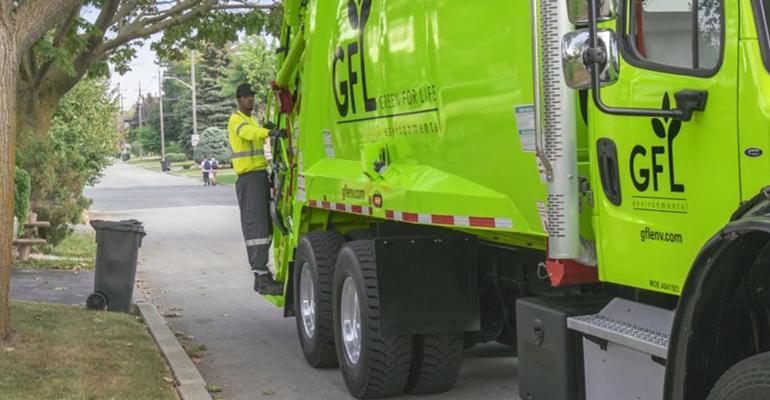 GFL Environmental Cancels IPO