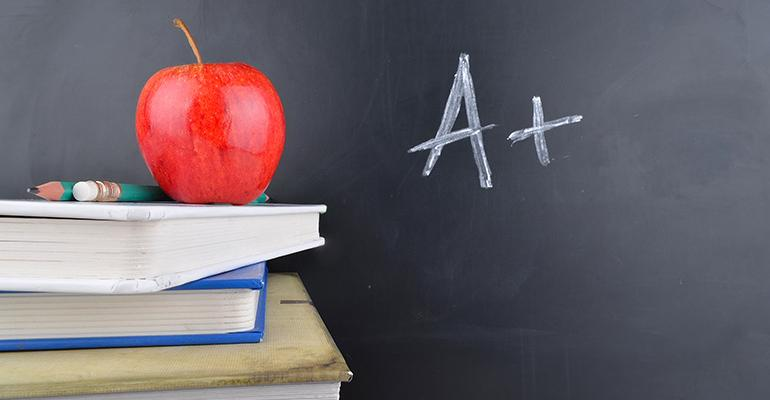Schools Get an A+ in Sustainability