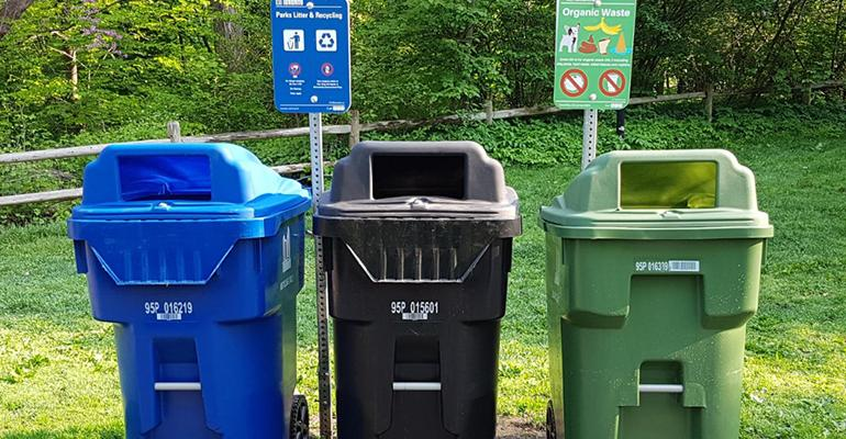 Stratford, Canada, Officials Consider Organics Collection Program
