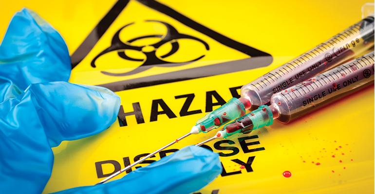 NWRA Releases Interim Guidance for Safe Handling of Medical Waste