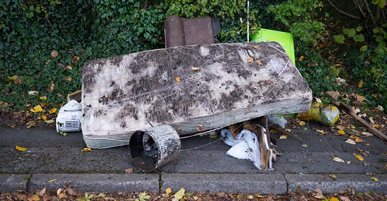 Philadelphia's Solution to Combat Illegal Dumping Receives Mixed Reviews