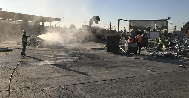 Interior Demo Company Addresses Big Waste Problem