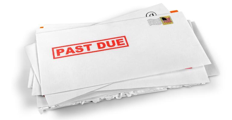 invoice past due