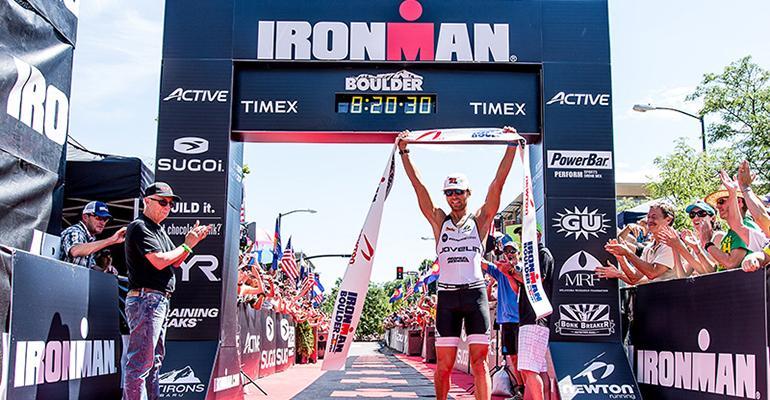 ironman boulder triathlon